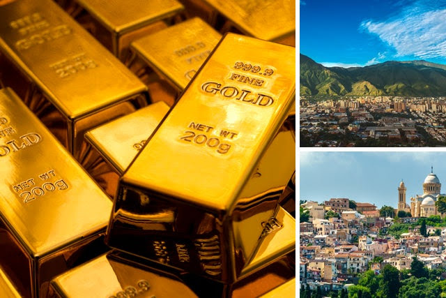 Gold: These countries control most of the world's gold reserves