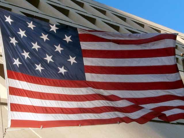 Fifteen-Star U.S. Flag