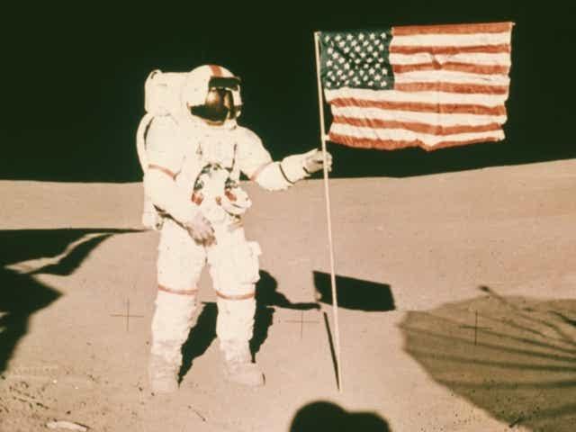 Fifty-Star U.S. Flag